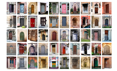 Doors By Lin Osborn