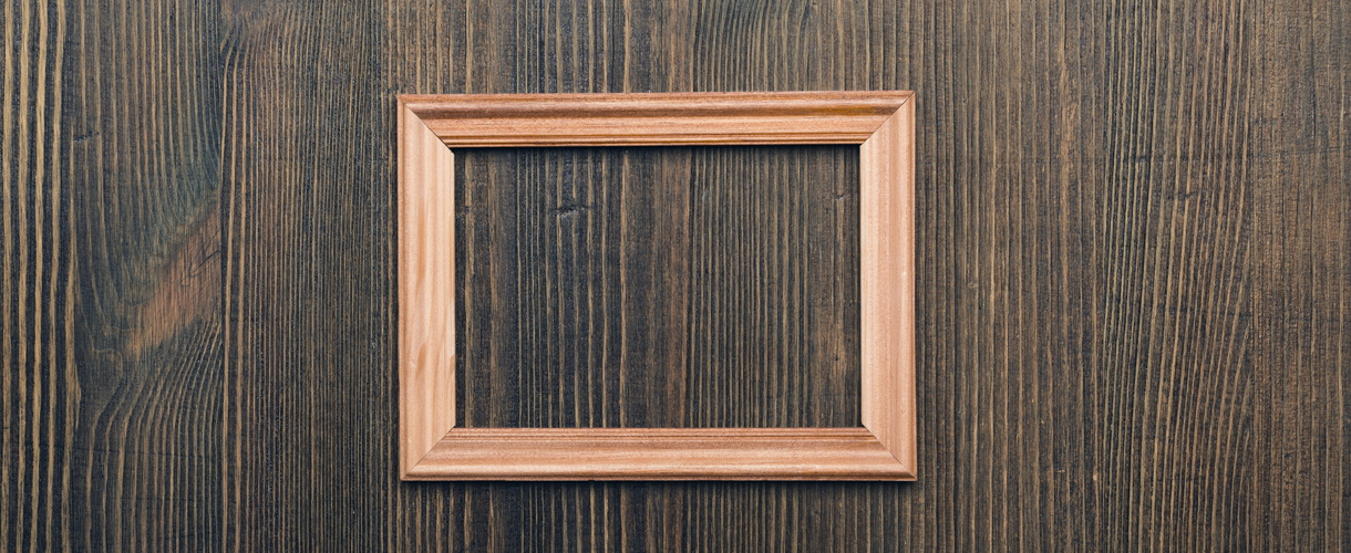 Wooden Picture Frames- Featured Product