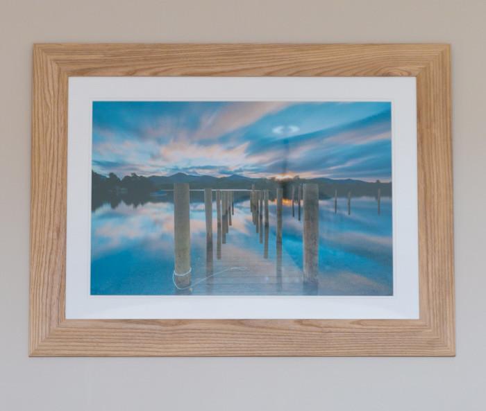 prize frame