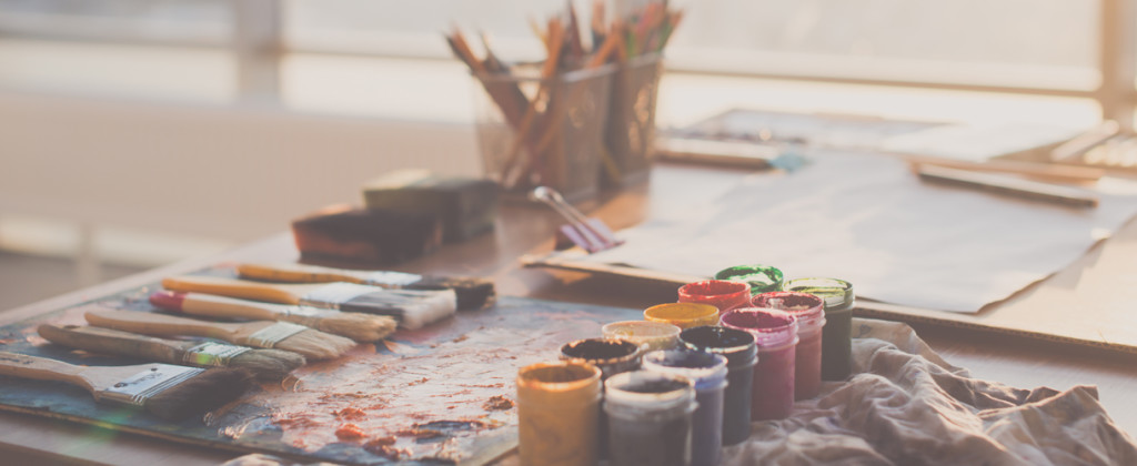 Creating The Perfect Artist Environment At Home