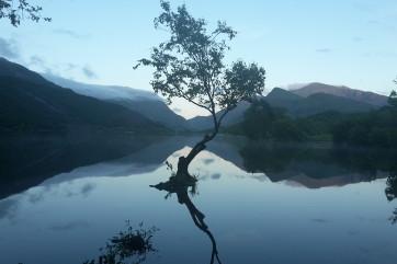 Still waters by Karen Parker