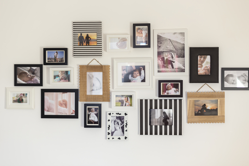 Steps to Collage & Multi Picture Framing | Frames Express Blog