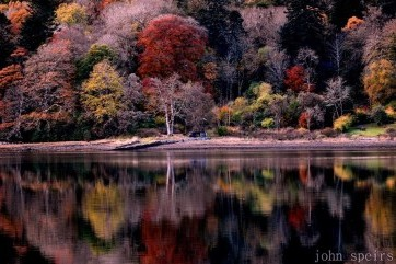 Argyll reflections by John Speirs