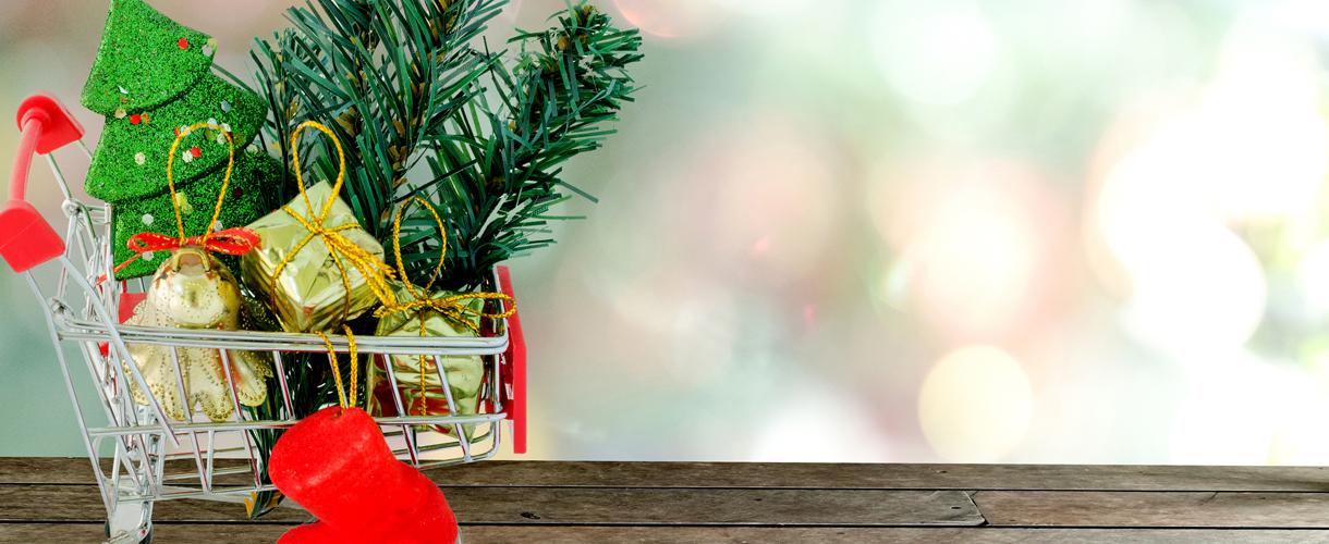 A Sprinkle of Christmas - Decoration Ideas