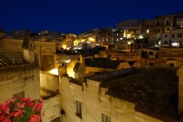 Matera, Italy A UNESCO World Heritage site