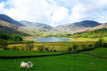 Beautiful Lake District