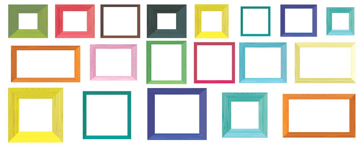 summer inspired frames frames express blog