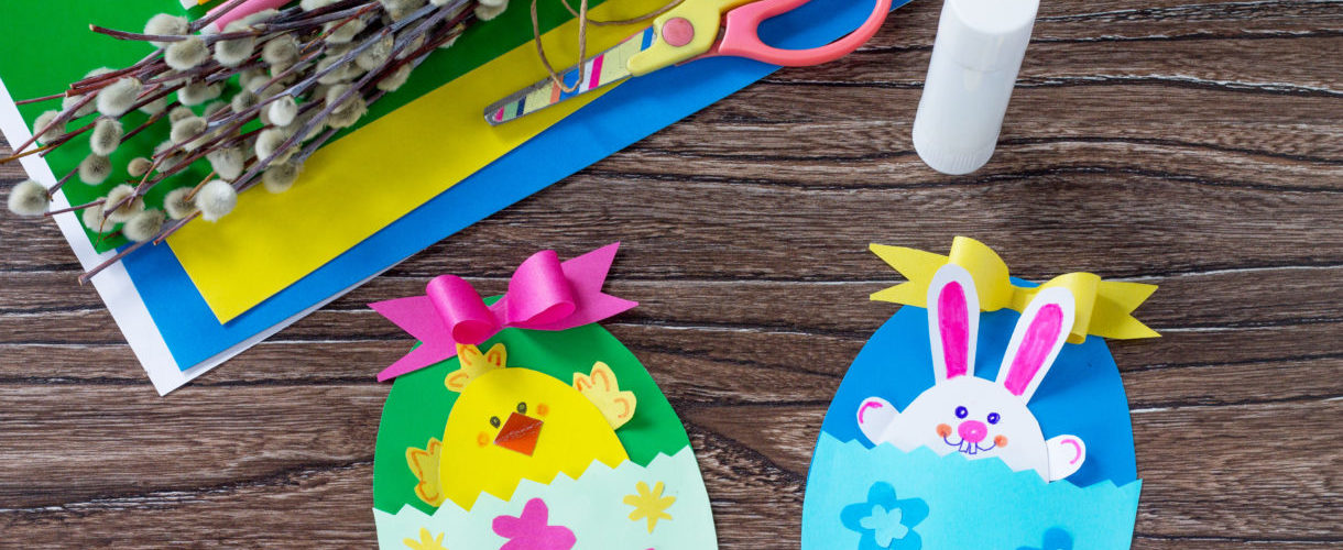 Best craft activities to do this Easter