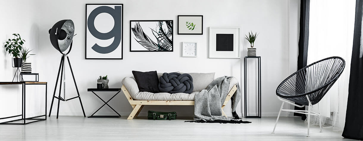 Interior Design 2020 - Trending Wall Art