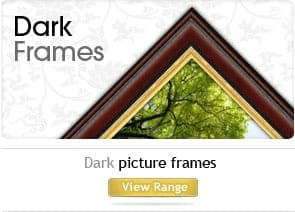 Dark picture frames