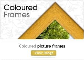 Coloured picture frames