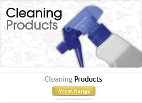 Cleaning picture frame supplies