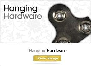 Hanging picture frame supplies