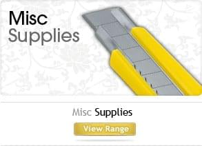 Misc picture frame supplies
