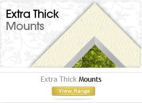 Extra Thick mounts