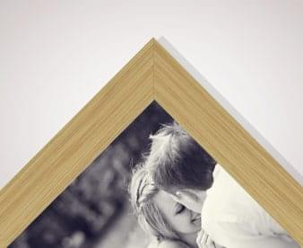 Natural Wooden picture frame supplies
